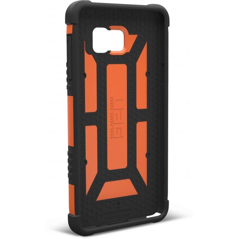 UAG Outland Galaxy Note 5 oranje
