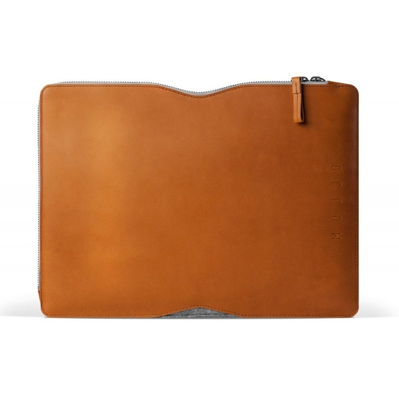 "Mujjo Folio Sleeve MacBook Air/Pro (Retina) 13"" bruin"