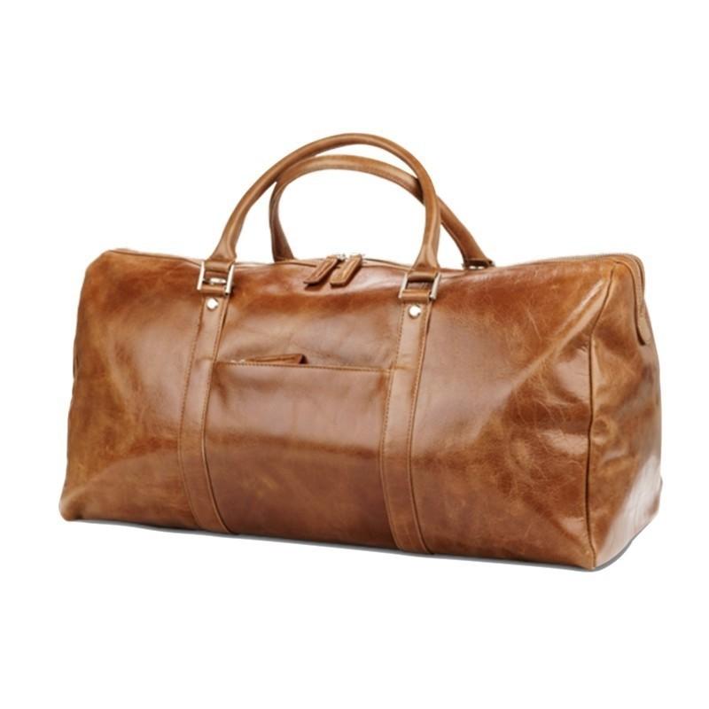 dbramante1928 Kastrup 2 Weekender Bag Golden Tan