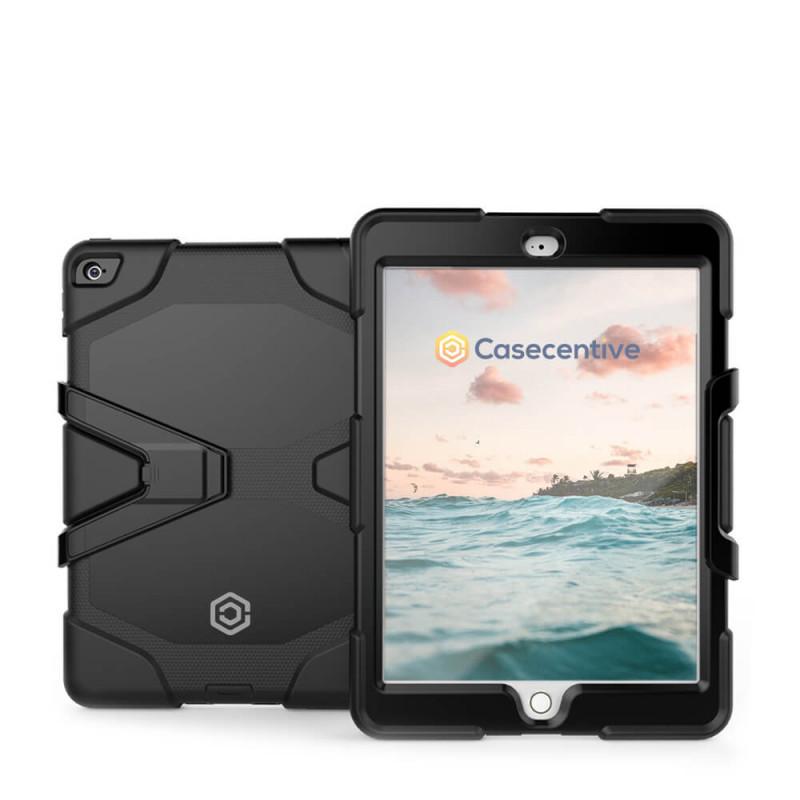 Casecentive Ultimate - Case per iPad 2017 / 2018 - Nero
