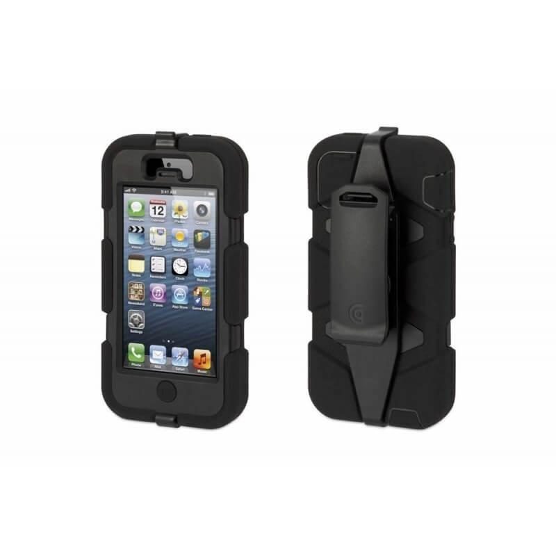 Griffin Survivor All-Terrain hardcase iPhone 6(S) zwart