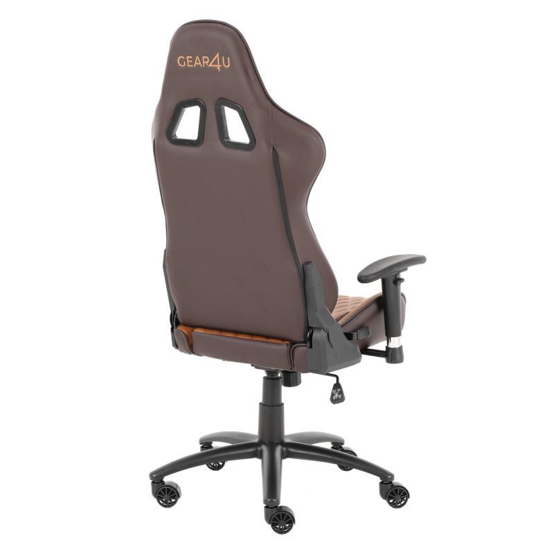Gear4U Elite Office - Sedia da ufficio - Marrone