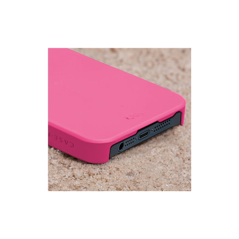 Case-Mate Barely There iPhone 5(S)/SE roze