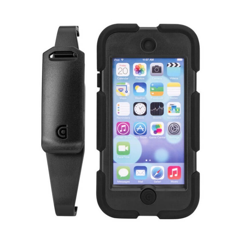 Griffin Survivor All-Terrain hardcase iPod Touch 5 / 6 zwart