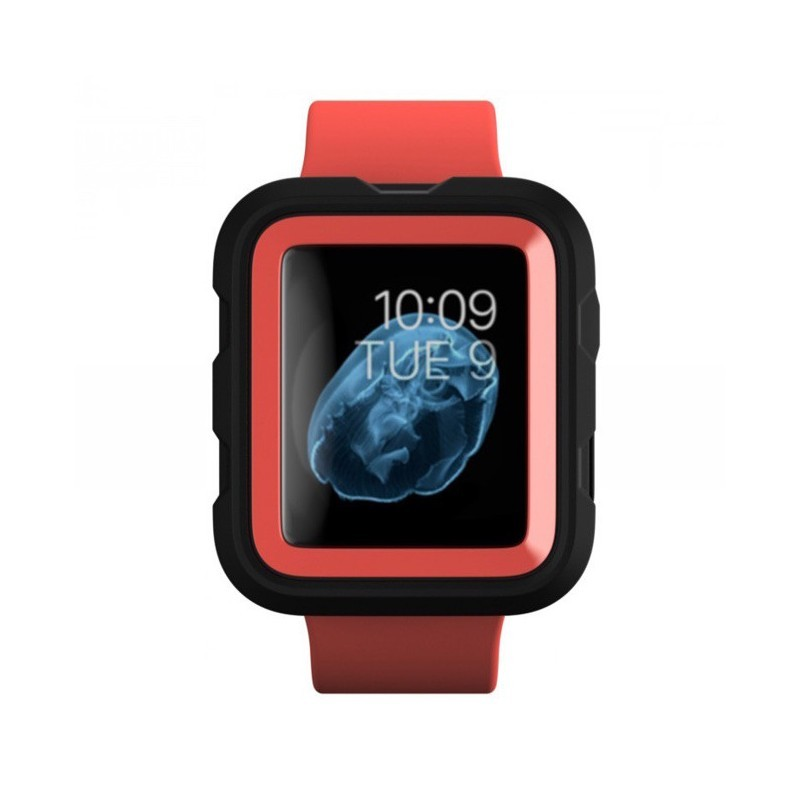 Griffin Survivor Apple Watch Case 38mm rood