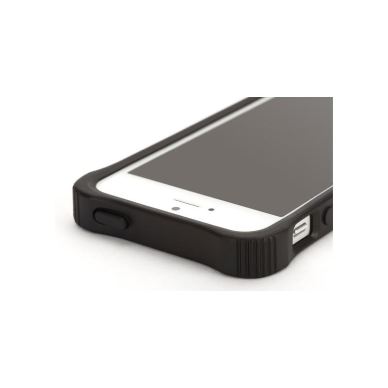 Griffin Survivor Core hardcase iPhone 5(S)/SE transparant