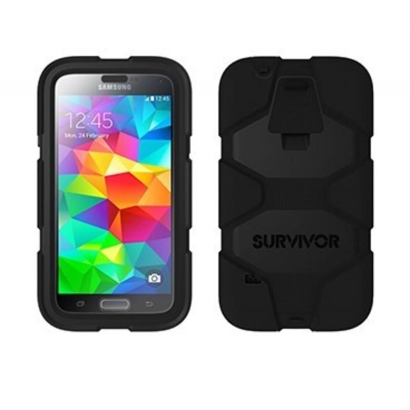 Griffin Survivor All-Terrain hardcase Galaxy S5 zwart