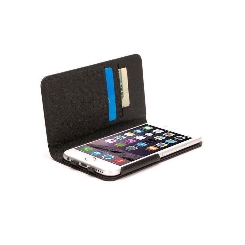 Griffin Wallet Booklet case iPhone 6(S) Plus zwart