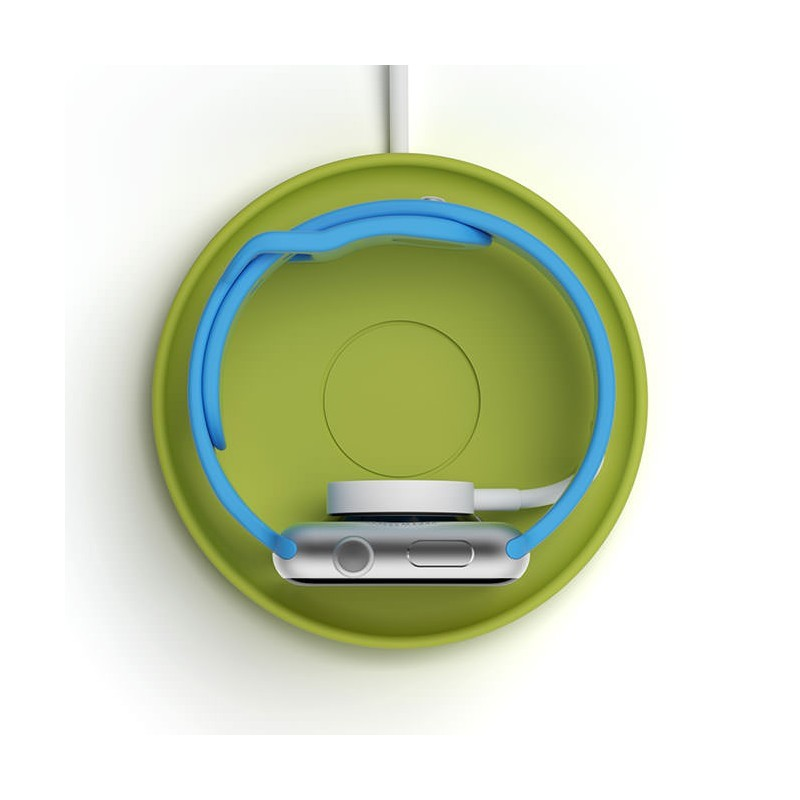 Bluelounge Kosta Watch onderlegger groen