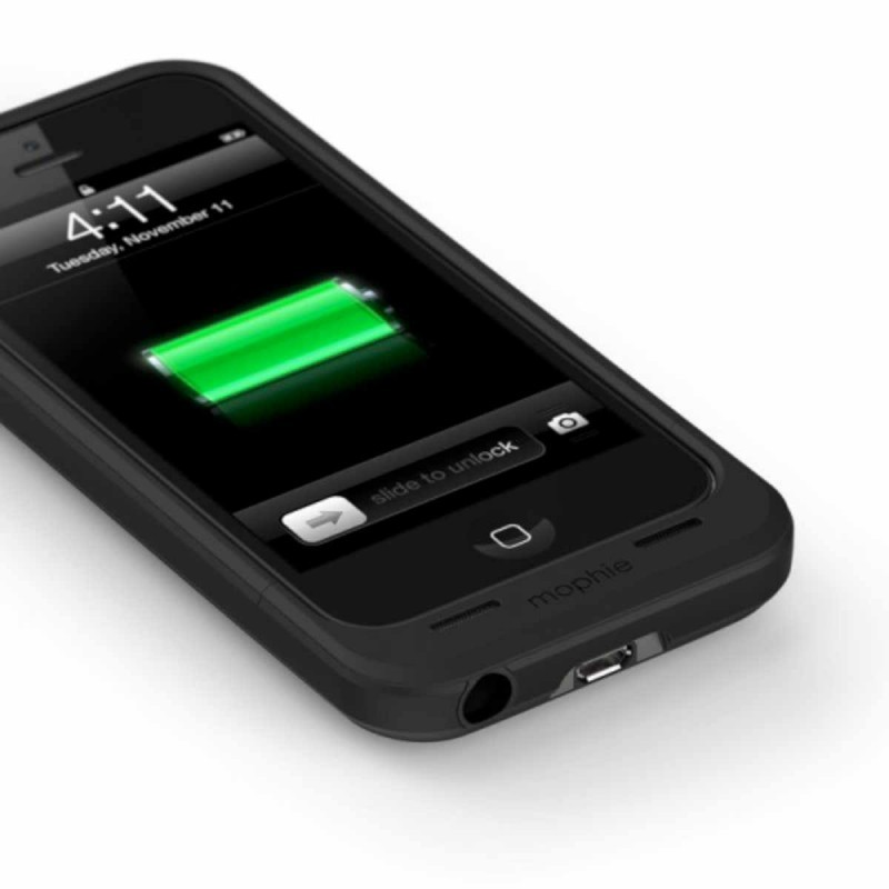 Mophie Juice Pack Air iPhone 5(S) / SE zwart
