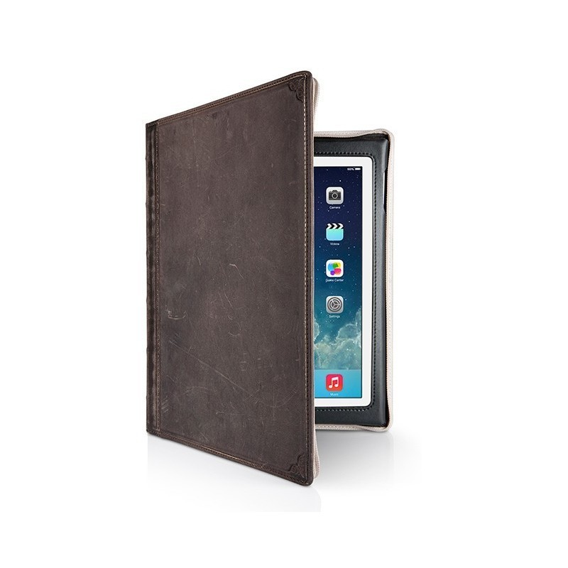 Twelve South BookBook iPad 2017 / 2018 / Air 1/2 bruin