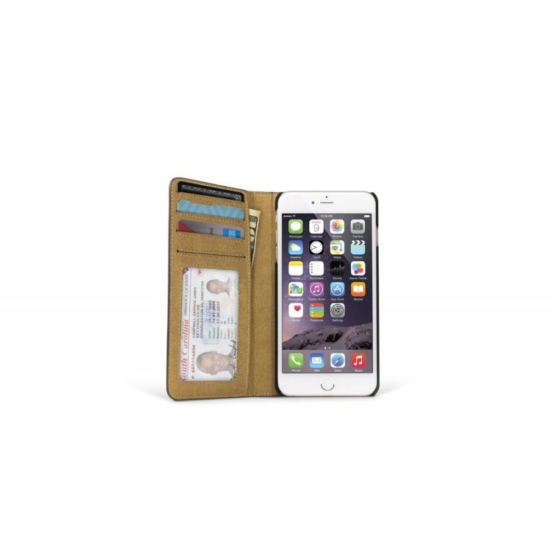 Twelve South BookBook iPhone 6(S) Plus zwart