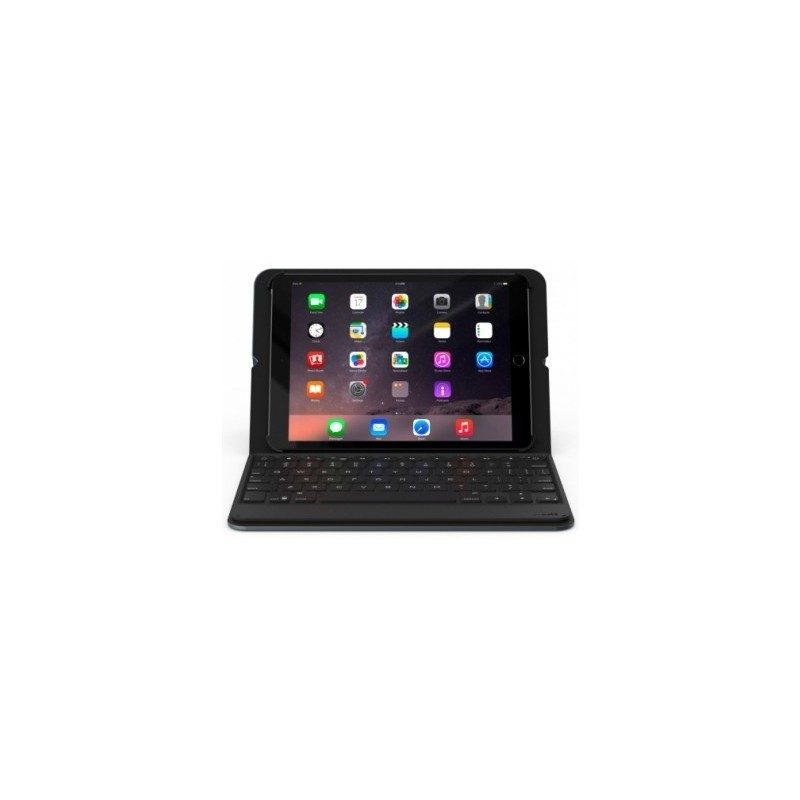 ZAGG keys Messenger Folio Keyboard iPad Air 1 / 2 / Pro 9.7 / 2017 / 2018 zwart