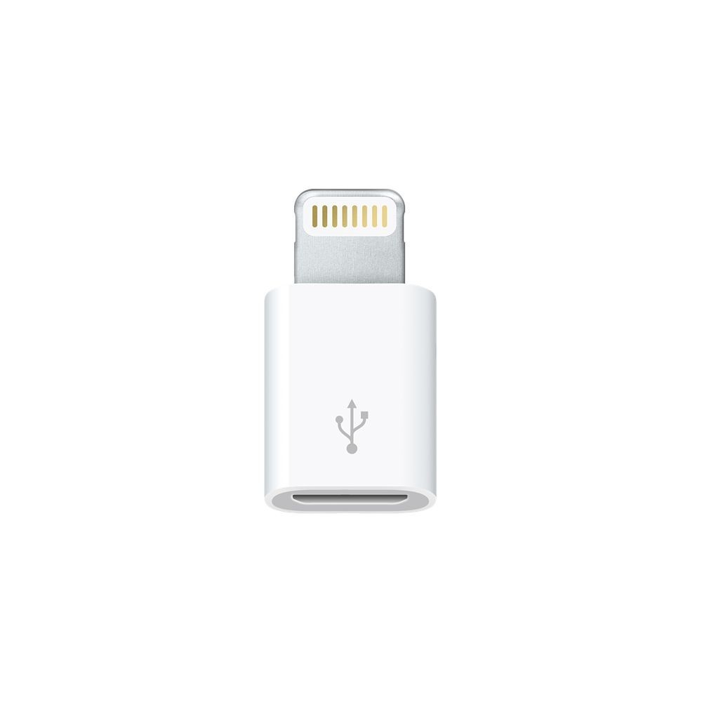 Apple Lightning naar Micro USB Adapter