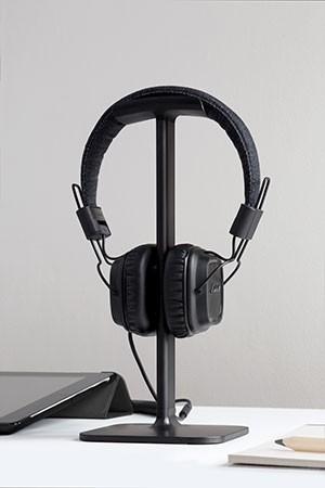 Bluelounge Posto 2.0 koptelefoonhouder zwart