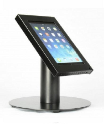 Tablet tafelstandaard Securo iPad Mini en Galaxy Tab 3 zwart