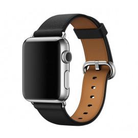 Apple Classic Buckle - Cinturino per Apple Watch 38mm / 40mm - Black