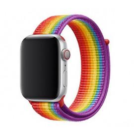 Apple Sport Loop - Cinturino per Apple Watch 42mm / 44mm - Edizione Pride
