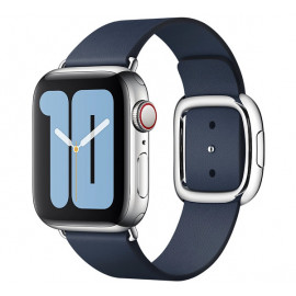 Apple Modern Buckle - Cinturino per Apple Watch 38mm / 40mm - Deep Sea Blue