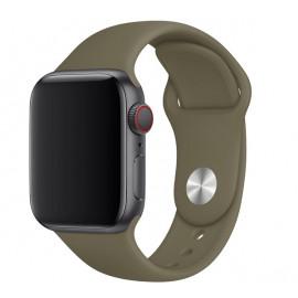 Apple Sport Band - Cinturino per Apple Watch 42mm / 44mm - Khaki