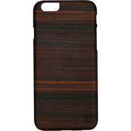 Man & Wood iPhone 6(S) Back case Ebony Black