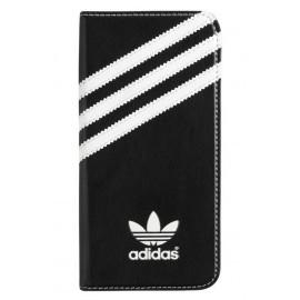 Adidas Booklet case iPhone 7 / 8 / SE 2020 zwart