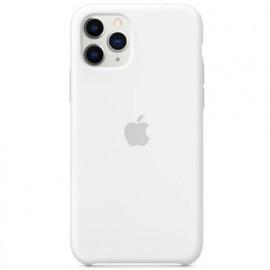 Apple silicone case iPhone 11 Pro white