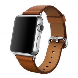 Apple Classic Buckle - Cinturino per Apple Watch 38mm / 40mm - Marrone