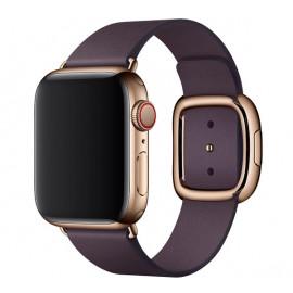 Apple Modern Buckle - Cinturino per Apple Watch 38mm / 40mm - Aubergine