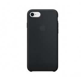 Apple silicone case iPhone 7 / 8 / SE 2020 black