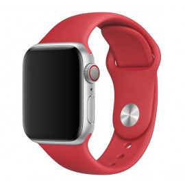 Apple Sport Band - Cinturino per Apple Watch 42mm / 44mm - Rosso