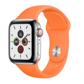Apple Sport Band - Cinturino per Apple Watch 38mm / 40mm - Vitamin C