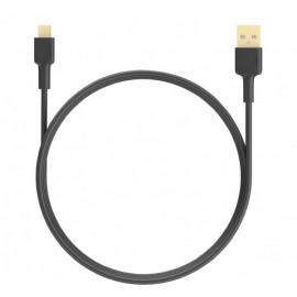 Aukey USB-A naar Micro-USB kabel 1.0m zwart