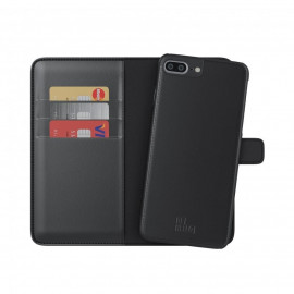 BeHello 2-in-1 Wallet Case iPhone 6(S) / 7 zwart