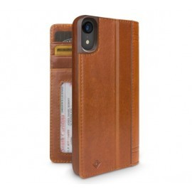 Twelve South Journal iPhone XR cognac
