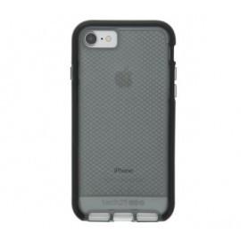 Tech21 Evo Check Apple iPhone 7 / 8 / SE 2020 transparant zwart