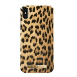 iDeal of Sweden Fashion Back Case iPhone XS Max wild leopard