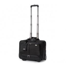 Dicota Top traveller Roller Pro 14 tot 15.6 inch zwart