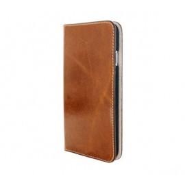 Mobiparts Excellent Wallet Case iPhone 7 / 8 / SE 2020 Oaked Cognac