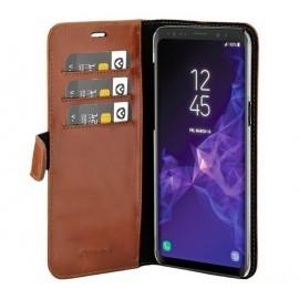 Valenta Booklet Classic Luxe Galaxy S9 Plus bruin