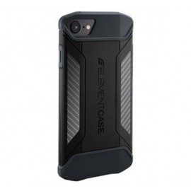 Element Case CFX iPhone 7 / 8 / SE 2020 zwart