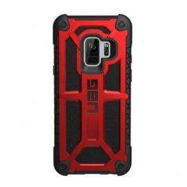 UAG Hard Case Galaxy S9  Monarch roodzwart