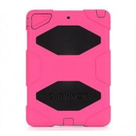 Griffin Survivor All-Terrain hardcase iPad Air 1 roze