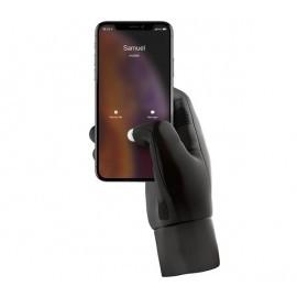 Mujjo Touchscreen Gloves (S) zwart