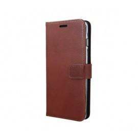 Valenta Booklet Gel Skin Samsung Galaxy S10E bruin