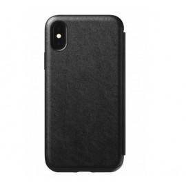 Nomad Rugged Case Tri-Folio iPhone X / XS zwart