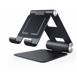 Satechi - Supporto Regolabile per iPad / iMac - Nero