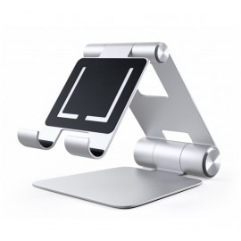 Satechi - Supporto Regolabile per iPad / iMac - Argento