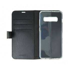 Valenta Booklet Classic Luxe Galaxy S10E zwart