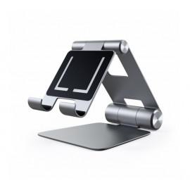 Satechi - Supporto Regolabile per iPad / iMac - Grigio scuro